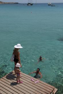 Kyproksella Euroopan puhtaimmat uimavedet