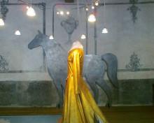 Fox Design Belysning har levererat belysning till den nya basutställningen på Kalmar slott.