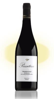 Passitivo Primitivo-  Amarone på syditaliensk vis- Nyhet