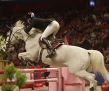 Stockholm International Horse Show till Swedbank Arena