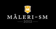 Deltävling till Måleri-SM 2012 i Nordstan 16-18 februari