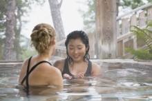 Yasuragi Hasseludden är stockholmarnas Spa- och badfavorit