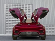 Ford Evos -konsepti esittelee Fordin uuden globaalin muotoilusuunnan