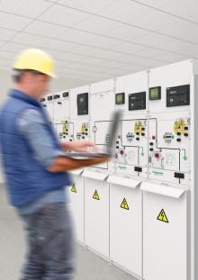 Schneider Electric lanserar ställverk för smart elnät