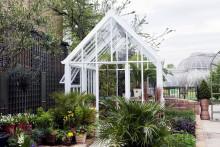 Nytt växthus från Hartley Botanic på Kew Gardens
