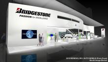 Bridgestone återvänder till Paris för att presentera sitt samarbete med franska biltillverkare