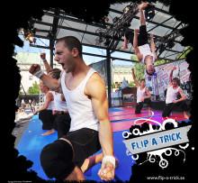 Flip'a'trick -  Showen som vänder upp och ner på ungdomar i hela landet!
