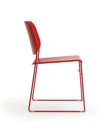 Lite– en attraktiv stapelbar stol från OFFECCT