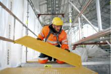 Norsk byggplattform har svenskt miljövänligt flamskydd