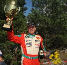 Rallycross Norden: Jernberg på pallen igen