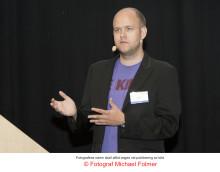 Spotifys VD Daniel Ek inledde femte omgången av Innovation & Technology