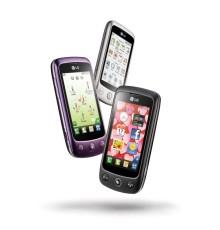 LG:s nya mobiler ger nya sätt att hålla kontakten