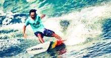 Surfing i Hossegor