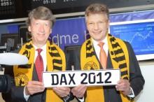 Continental tilbake i topp 30 på DAX-indeksen i Tyskland i 2012