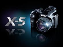 Pentaxilta uusi superzoom-kamera 26X optisella zoomilla ja käännettävällä LCD-näytöllä