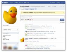 Facebook-användare riskerar att drabbas av identitetsstölder