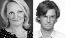 Programledarduon som leder StockholmMediaWeek 2011