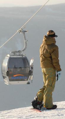 NORSKA VINTERNYHETER: Hafjell - Presenterar ett fullfjädrat parkkoncept