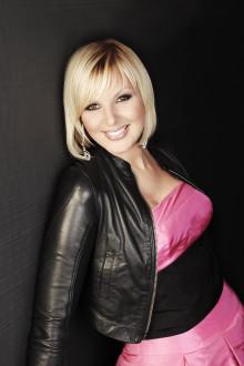 Sanna Nielsen på turne våren 2011