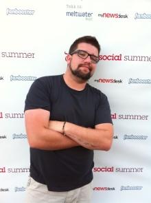 Thomas Moen, Mannen bak #Socialsummer