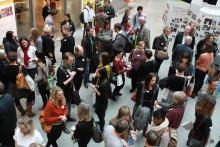 Kändisar på catwalken inleder globala dagar i Malmö