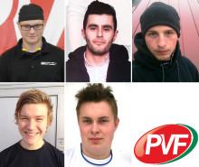 """Det här är finalisterna i """"SM för unga plåtslagare 2012""""!"""