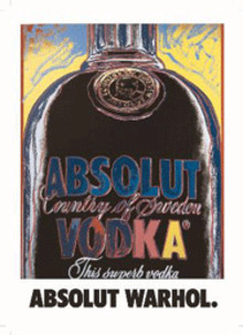 ABSOLUT ART COLLECTION ÖPPNAR SPRITMUSEUM I MAJ