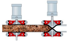 Larox-venttiilit prosessiteollisuuden sulku- ja säätösovelluksiin