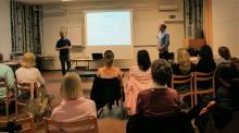 Naprapatlandslaget samarbetar med Malmös Unversitetssjukhus
