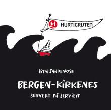 Sandemose skildrer tur med Hurtigruten