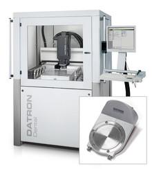 DATRON Dental CAD/CAM Fräsmaskin - ett öppet system som är enkelt att hantera och enkelt att anpassa efter just era behov