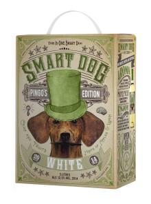 Smart Dog White- friskt, fruktigt och intelligent