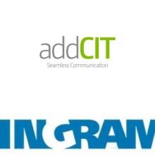 addCIT och Ingram Micro ingår samarbetsavtal