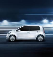 Hyr Volkswagen e-up! hos Europcar