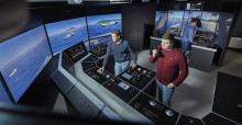 Kongsberg Digital unveil first K-Sim Fishery simulator at Lofoten Vocational School
