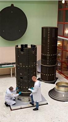 Svenska RUAG Space utökar sin produktivitet med Dassault Systèmes CATIA Composites-applikation
