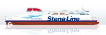 Stena skriver kontrakt på fyra nya RoPax-färjor - blir världens mest bränsleeffektiva färjor