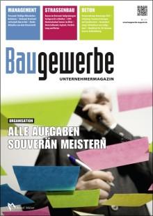 """Rudolf Müller verkauft """"Baugewerbe"""" an JM Fachmedien GmbH"""