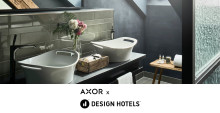 AXOR x Design Hotels™ forener 25 års design- og arkitekturkompetencer