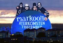LBSB till Globen - supportar Markoolio den 7 december