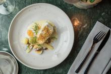 """Recept - Torsk """"White food"""" (Stefan Karlsson)"""