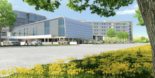 Clarion Hotel Bergen Airport utvides for 180 millioner kroner