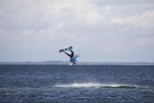 Finaltävling för Sweden Kite Freestyle Tour 2018