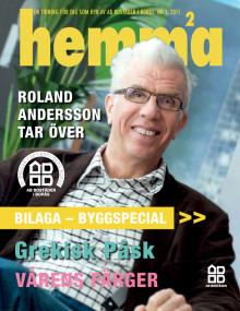 Hyresgästtidningen Hemma - Specialnummer skickas till alla hushåll i Borås idag!
