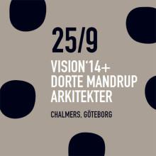 Fox Design på Vision 14 i Chalmers lokaler, Göteborg