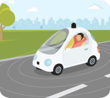 Självkörande bilar – en verklighet 2035?