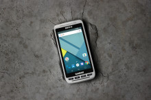 NAUTIZ X2 All-In-One Rugged Android handheld upgraded to Android 7.0