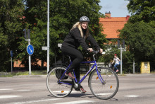 Cykelolyckor i fokus