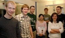 Nötning intresserar doktorander från världens alla hörn