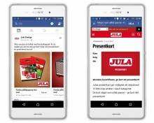 Sälj presentkort på Facebook i tre enkla steg